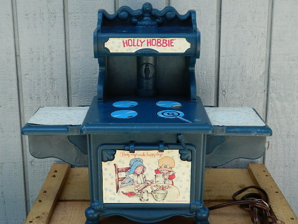 Vintage 1970 S Holly Hobbie Toy Electric By Quirkycrowsvintage