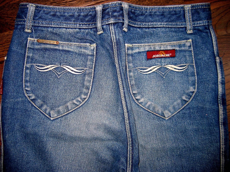 Menu0026#39;s 1980u0026#39;s JORDACHE Denim 5 Pocket Jeans. Size 34 by thegroove