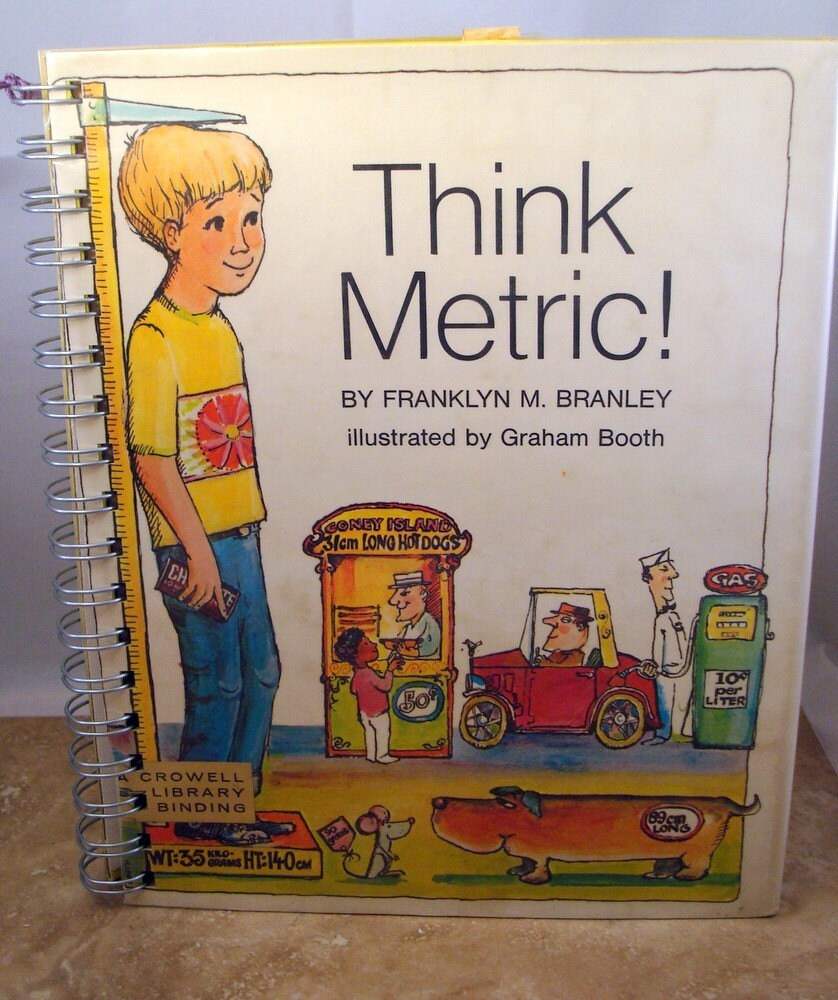 Recycled Handmade Journal - Think Metric