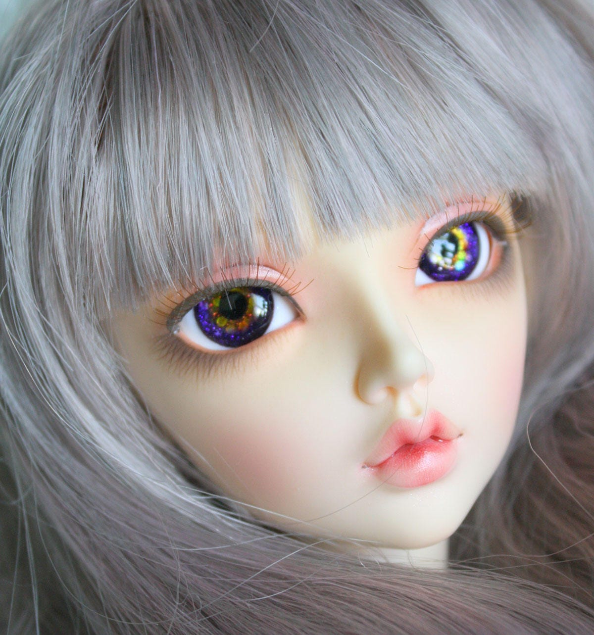 BJD eyes Doll eyes Hand made available in 12141618202224mm Coco Berry Bliss made to order
