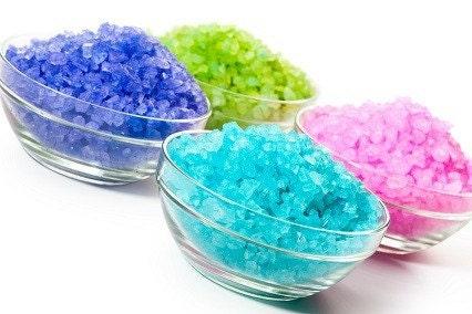 Как сделать соль для ван