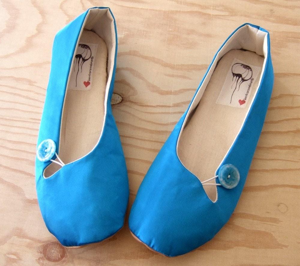 Size 7.5- Bridal Flat