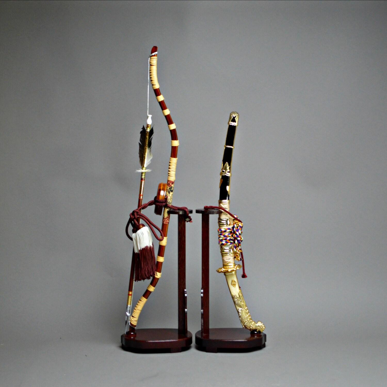 Samurai bow