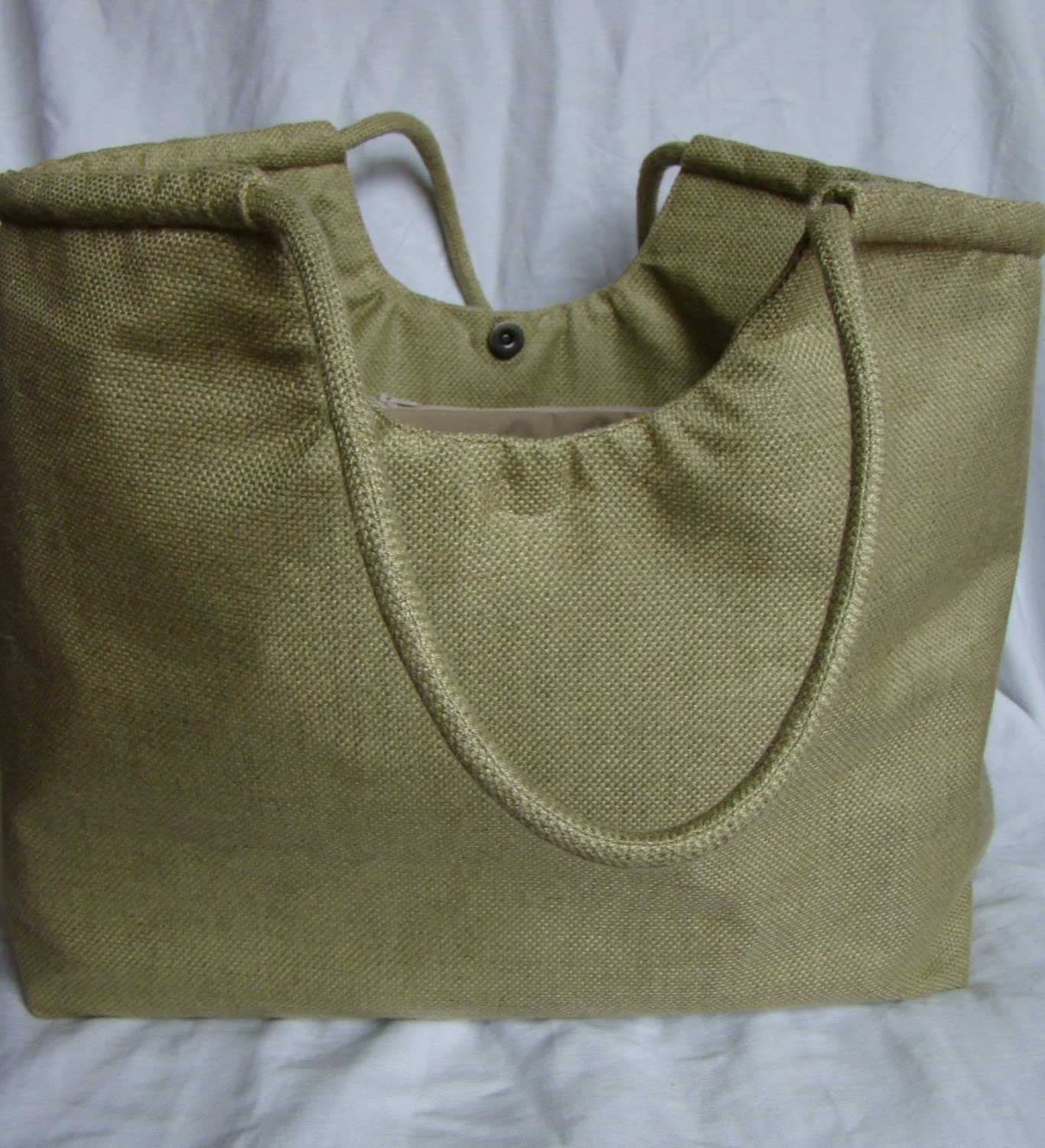 Sage Green Celeste Bag with matching Fob