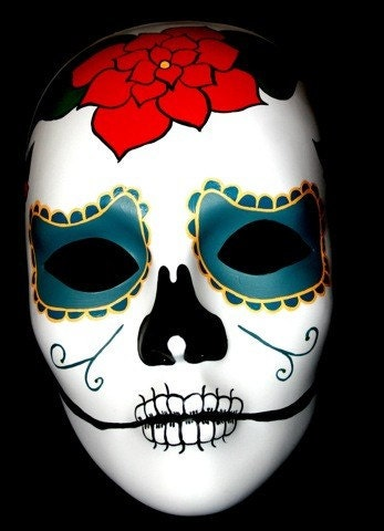 Day of the Dead Sugar Skull (Perdida)