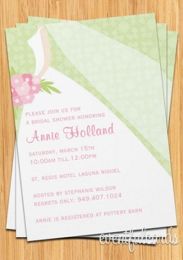 Bridal Shower Invitations Target can inspire you to create best invitation template