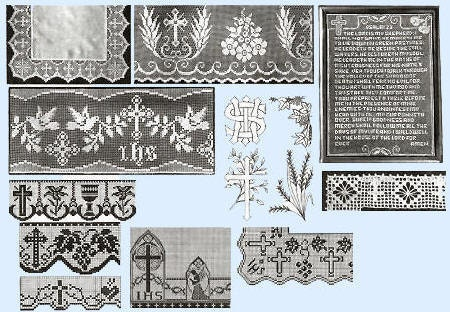 Patterns For Stoles | Patterns Gallery