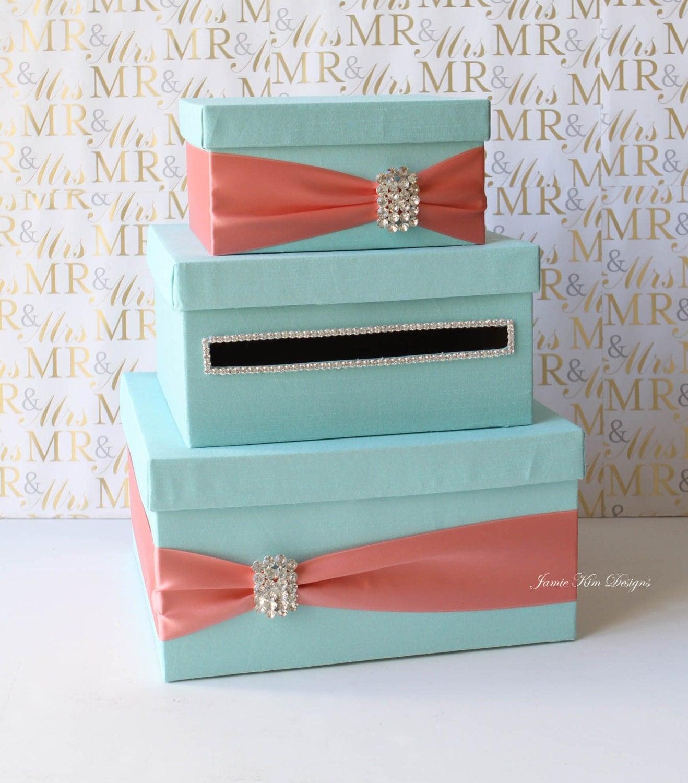 Wedding Gift Cards For Money : Wedding Card Box Money Box Wedding Gift Card Money BoxCustom Made ...