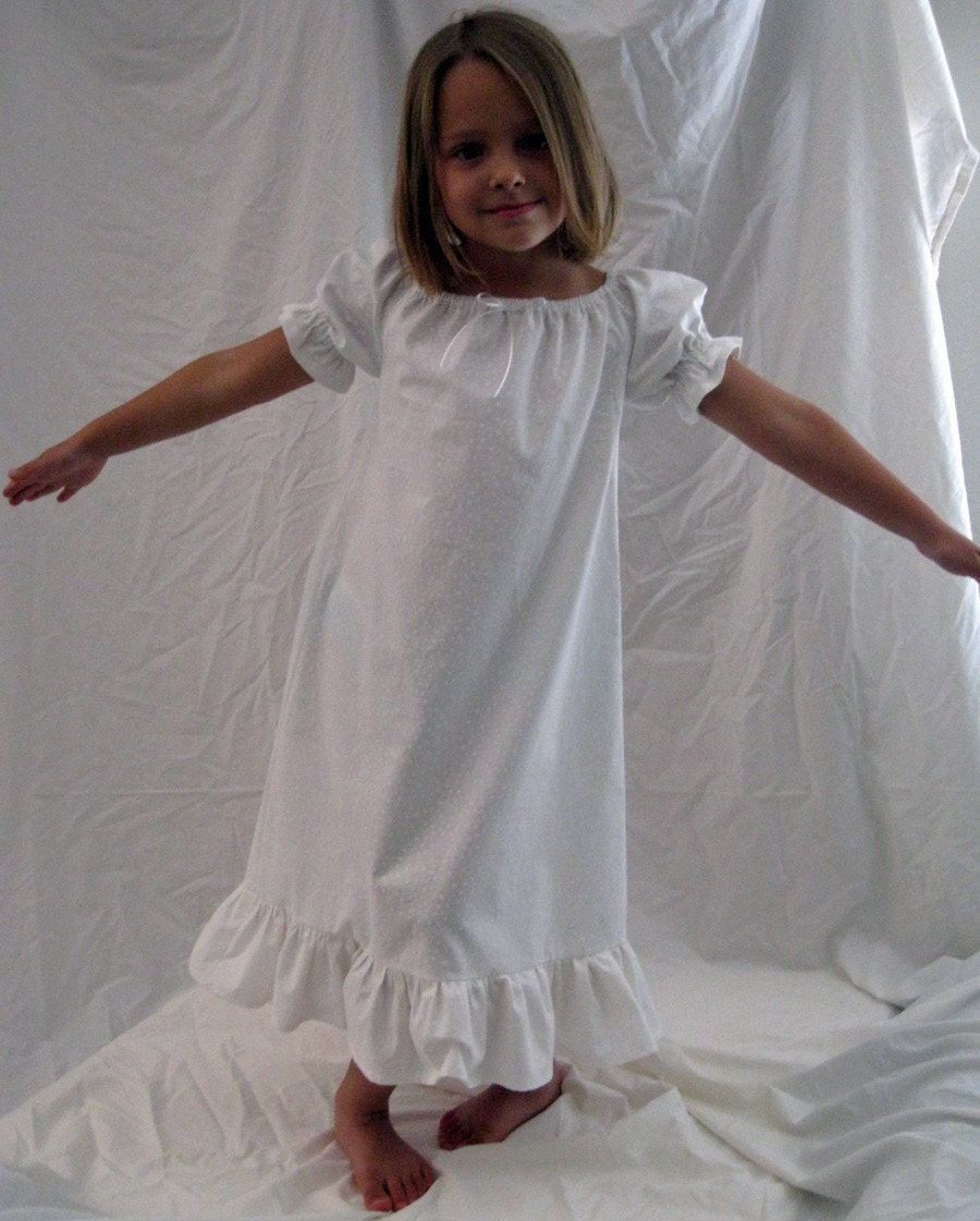 Etsymom Auction Blog Old Fashioned Nightgown