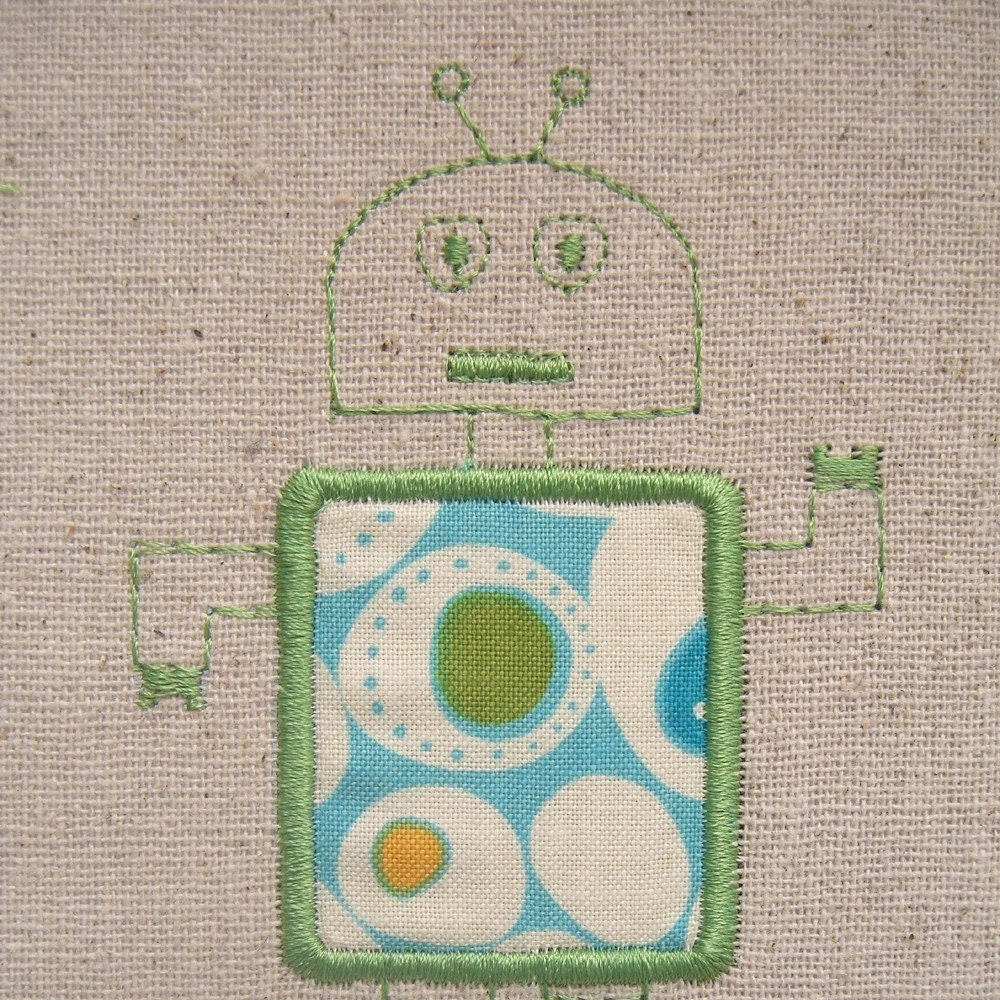MACHINE EMBROIDERY INSTRUCTIONS