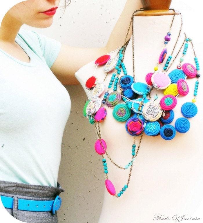Imaginario V necklace