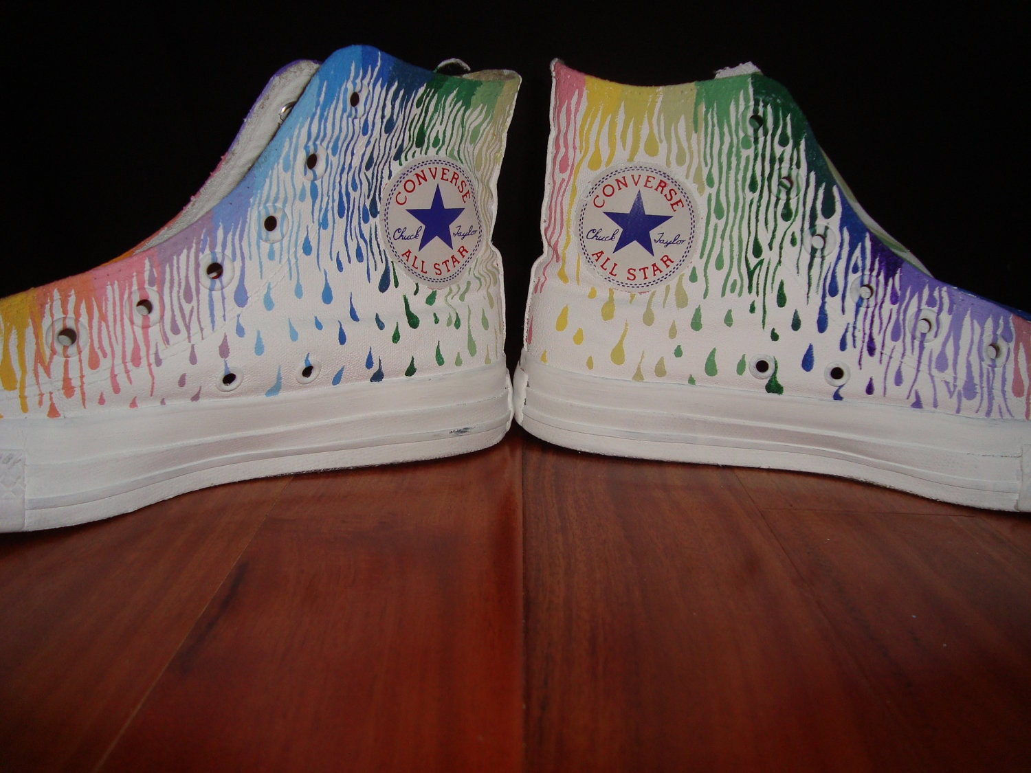 Best Paint To Draw On Converse