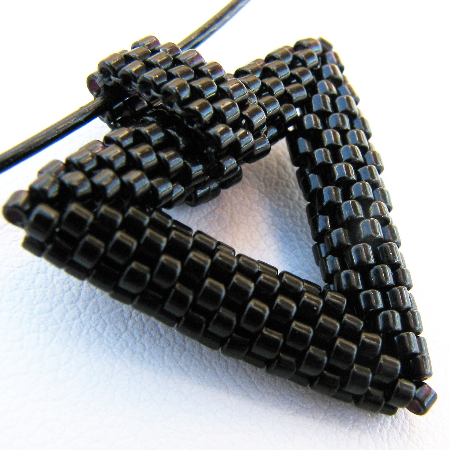 Triangle with Attitu(b)e in Black (2379)