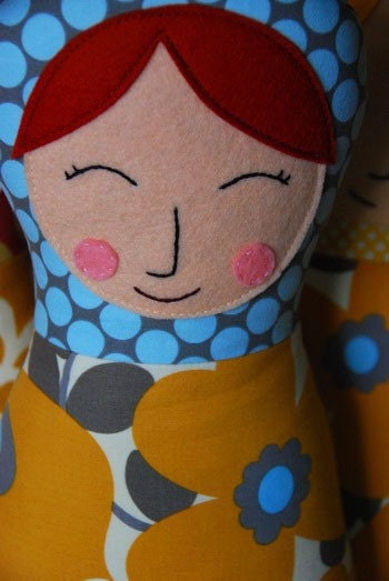 Matryoshka Doll - Malka