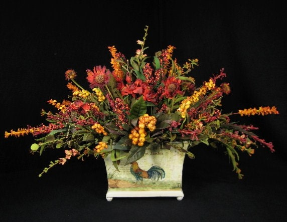 Unavailable listing on etsy - French country table centerpieces ...
