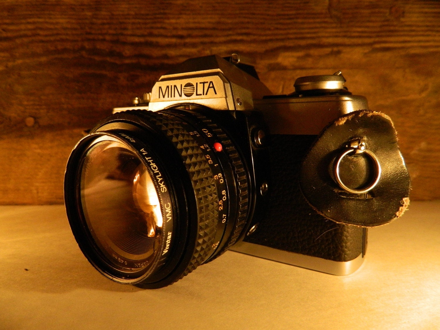 Vintage Minolta XG-1 Series Film Camera