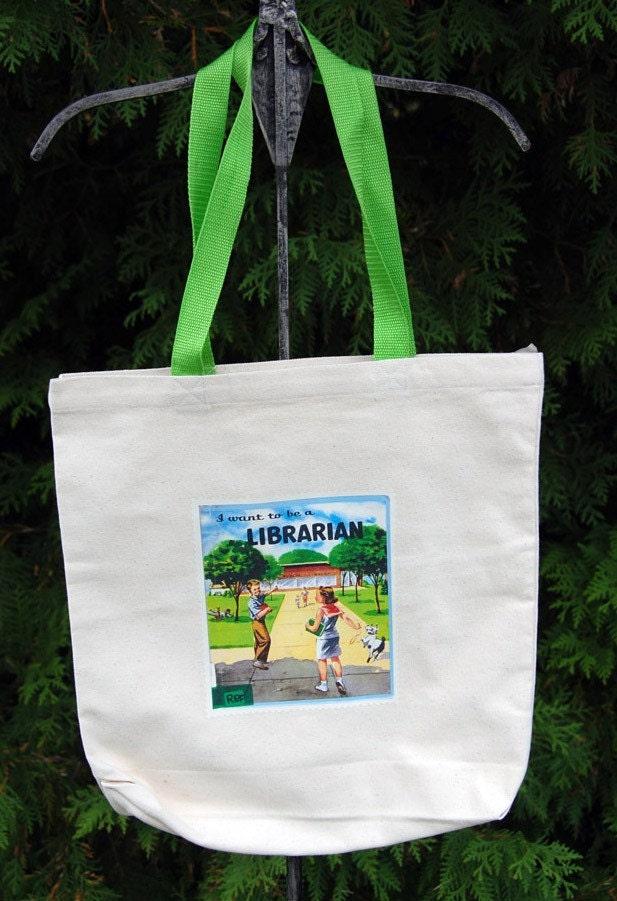 Librarian Tote