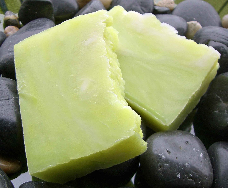 Juniper Aloe Shea Butter Hot Process Soap