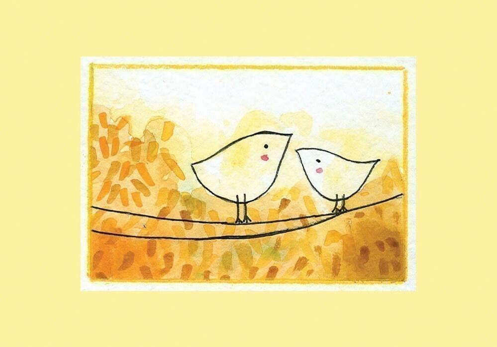 Better Together - Arcvhival Art Print 3.5x5