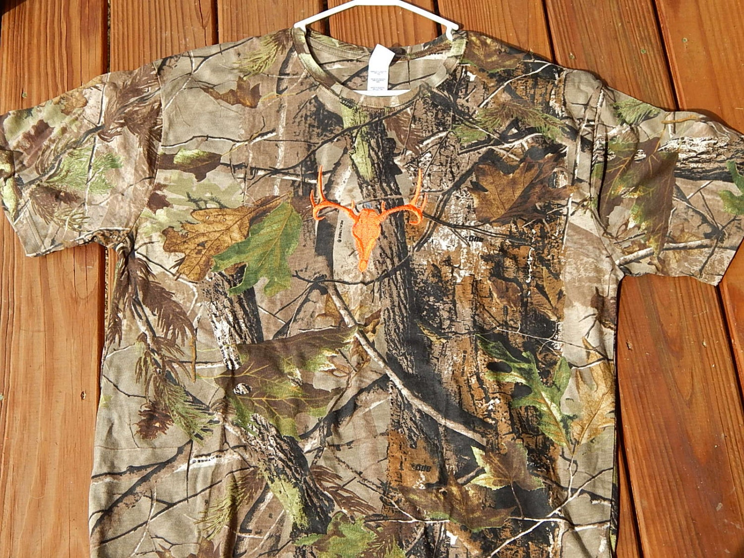 On Sale Men 39 S Realtree Camo Orange By Loveindianaoutdoors