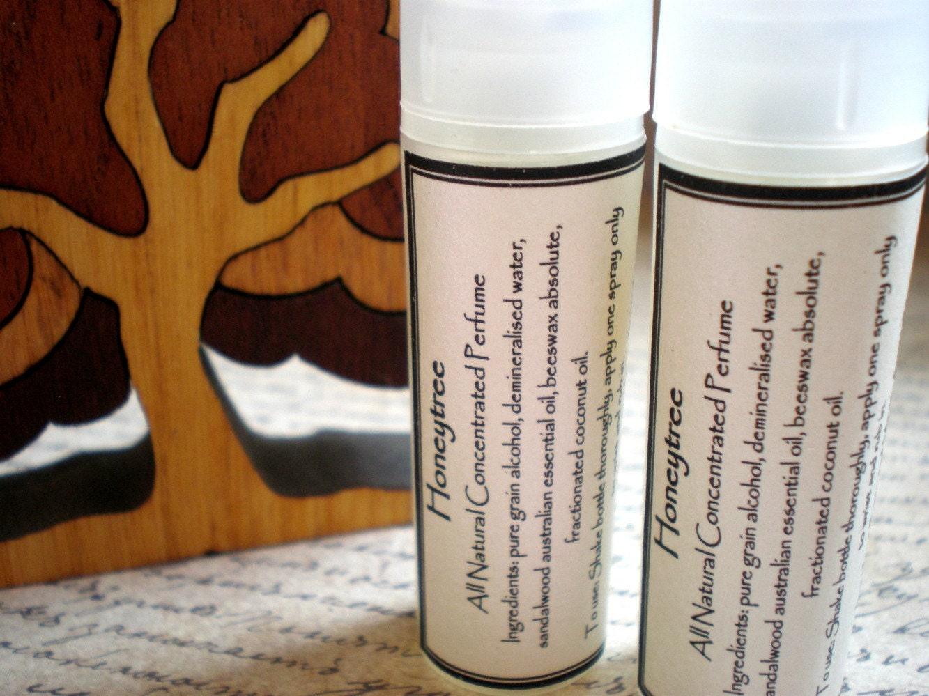 Honeytree - All Natural Perfume