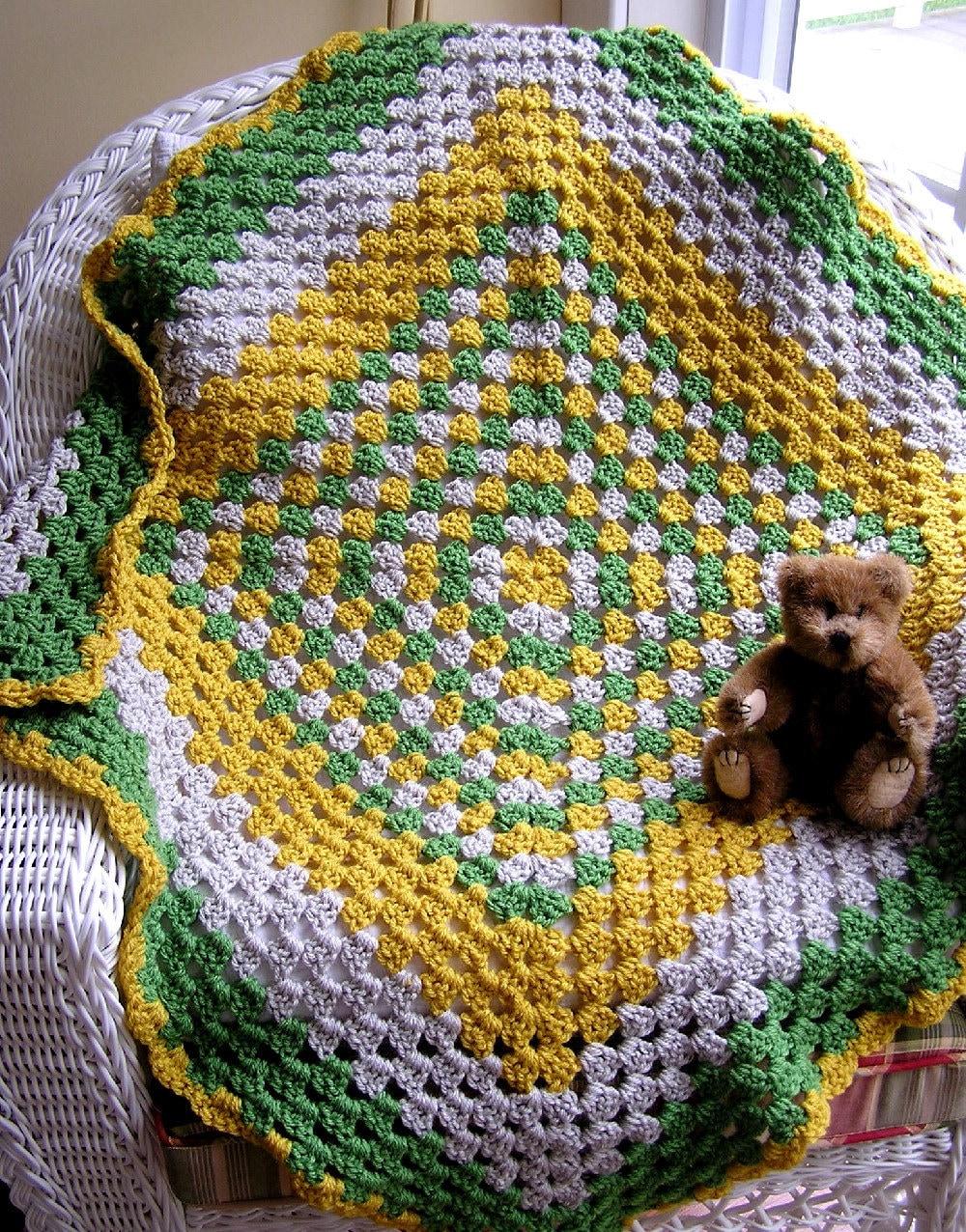 Free Vanna White Crochet Afghan Patterns Dancox For