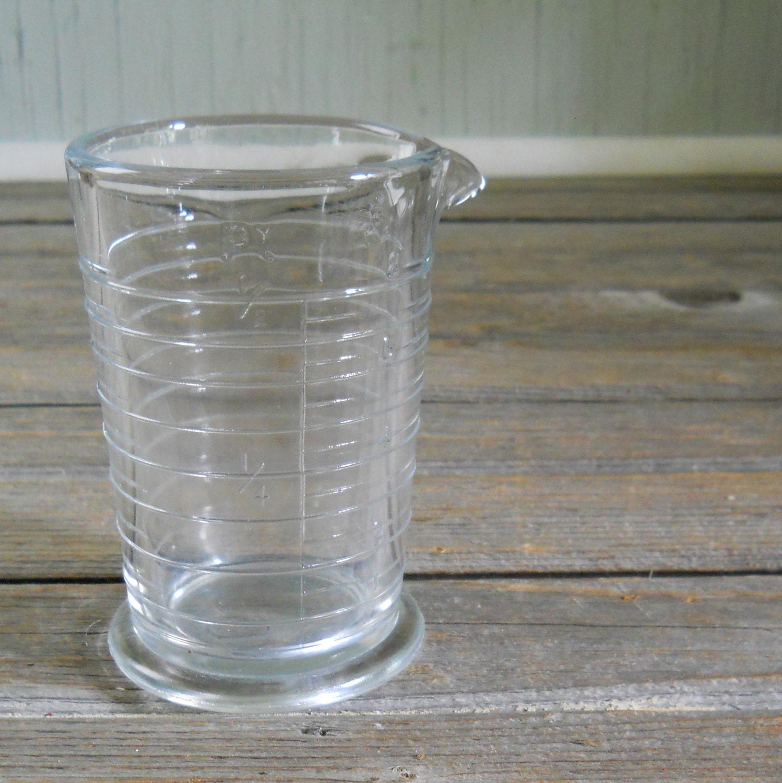 Beaker Vintage Apothecary Measuring Beaker - lisabretrostyle2