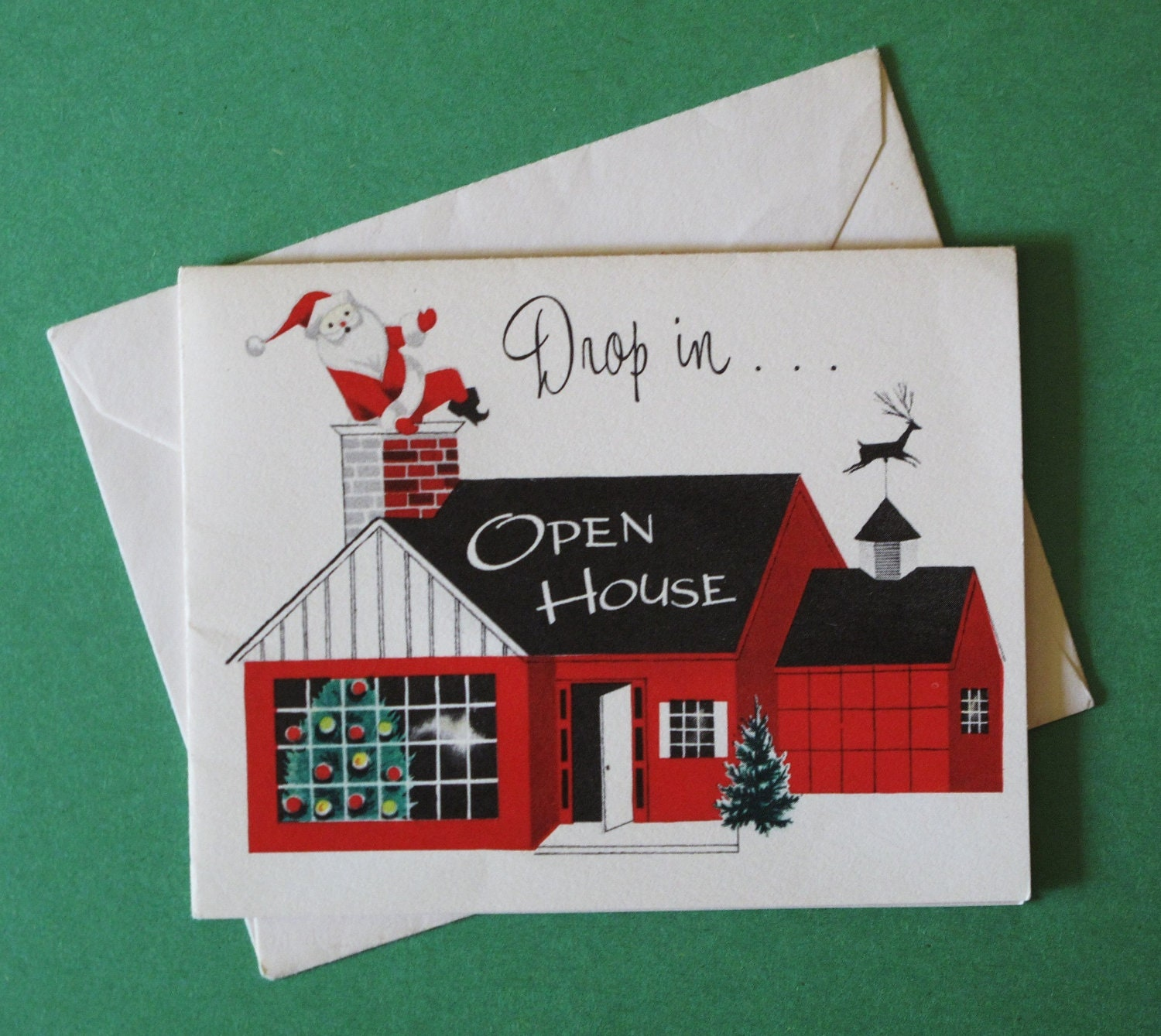 Vintage Norcross Greeting Card