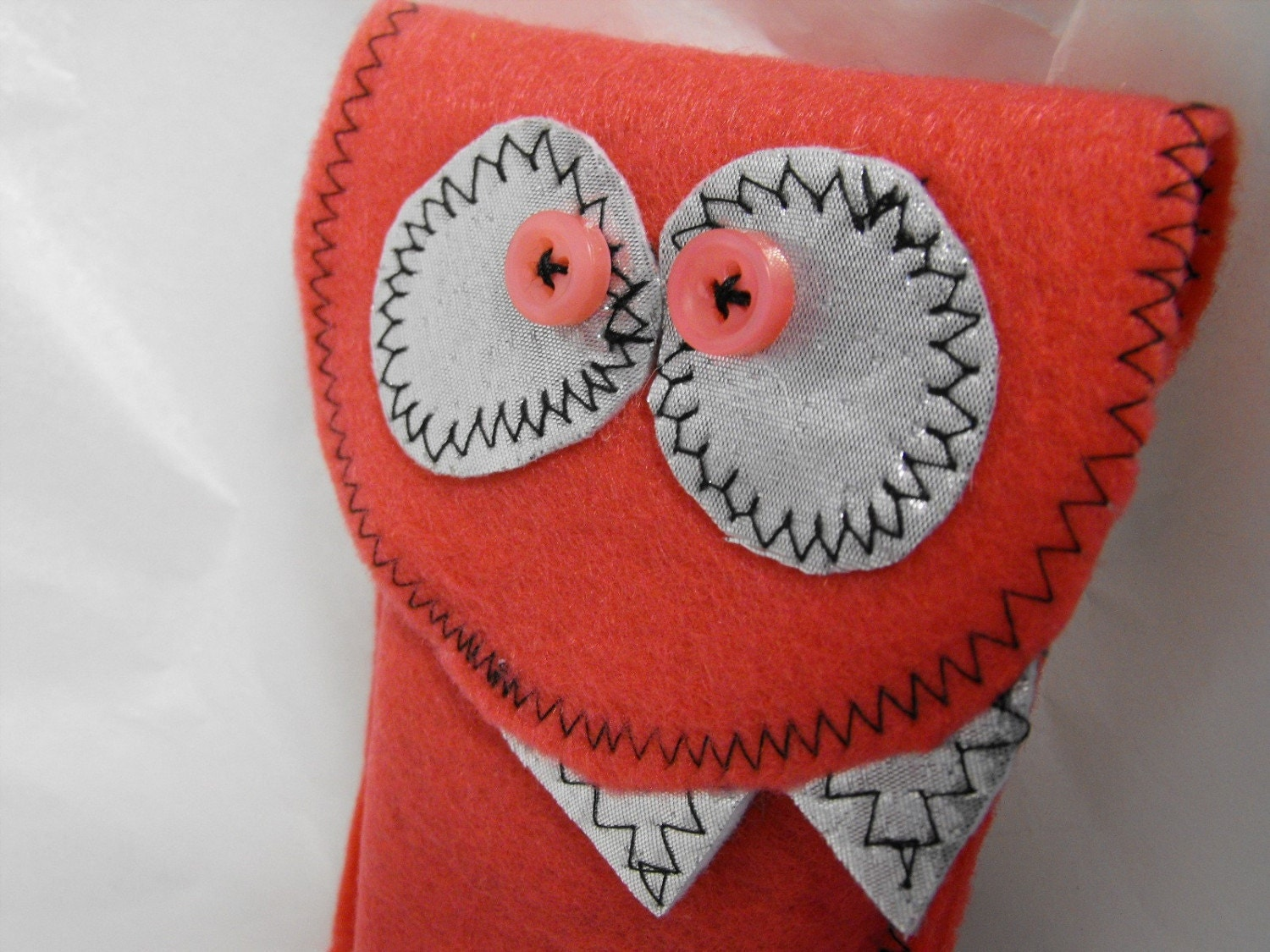 Spacey Monster - iPod / iPhone / Camera Sleeve or Cozy
