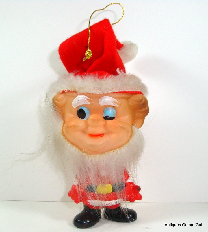 Santa Elf Ornaments