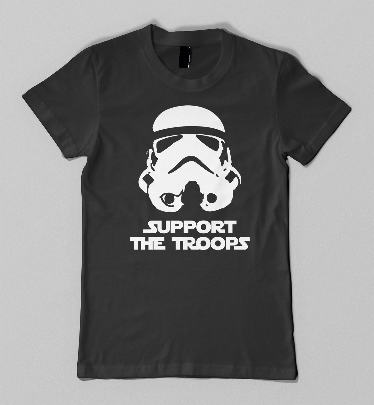 Support The Troops Star Wars T-Shirt