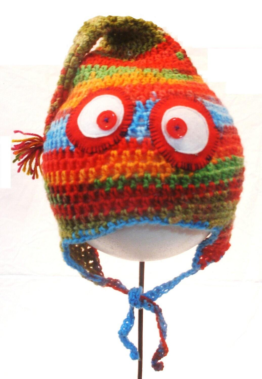 Rising Goblin Hat Size 2 toddler