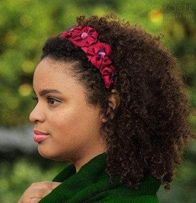 Natural hair hair accessories