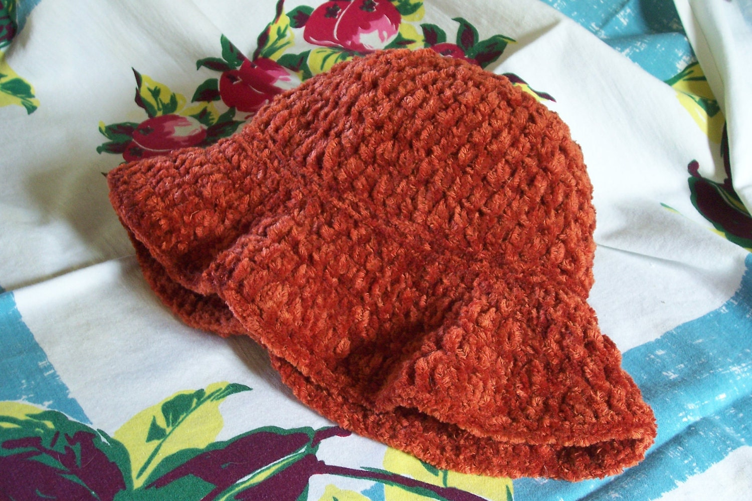 Men Or Women's Sunday Social Warm Fall and Winter Hat - SouthwestCrafts