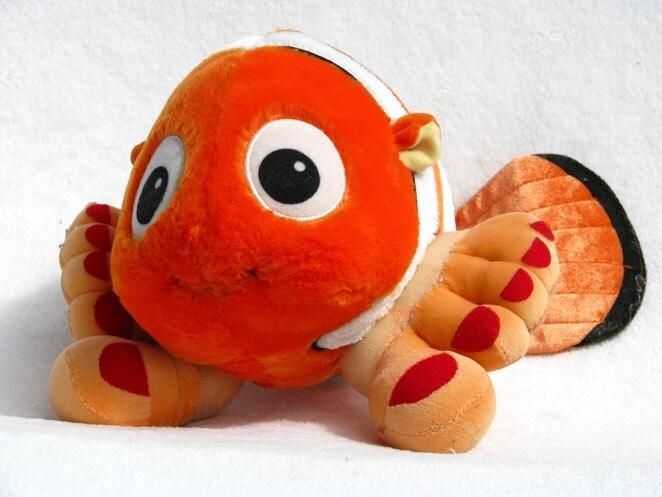 Nemo Feet