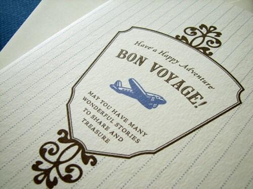 Crest Bon Voyage