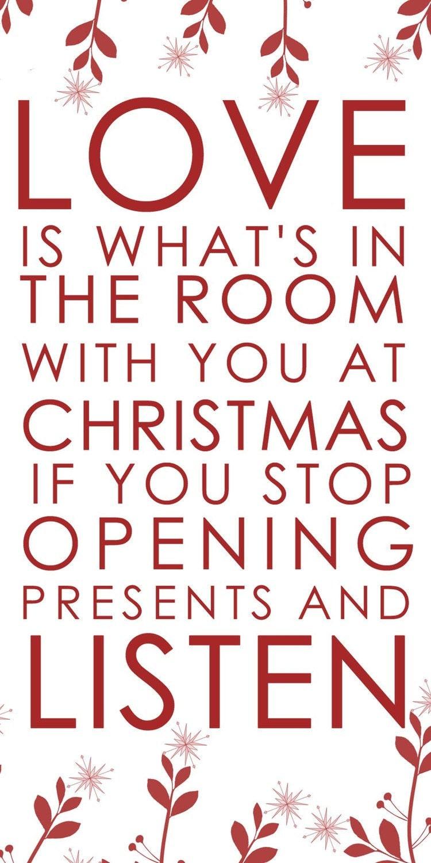 Prelep božični izrek
