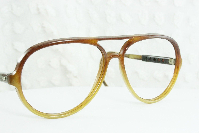 Aviator eyeglasses  Etsy