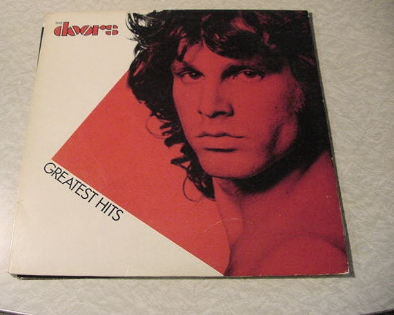 the doors lp greatest hits vintage vinyl by
