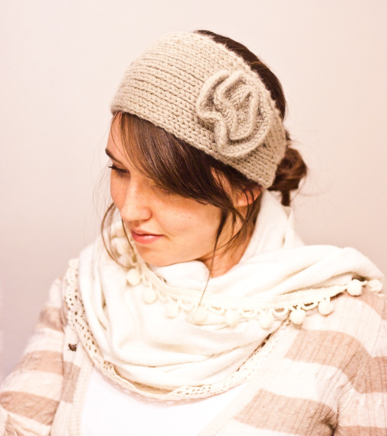 How to Knit a Headband Wiki: 7 steps (with pictures)