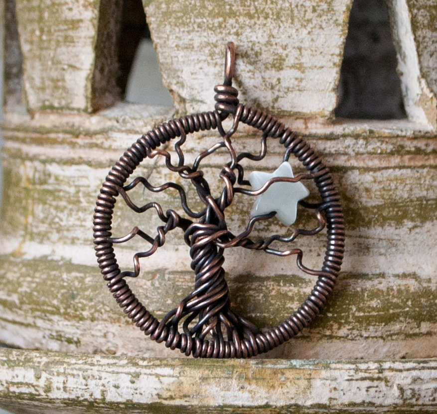 Tree Of Life-When You Wish Upon A Star - MadeInMamasCraftRoom
