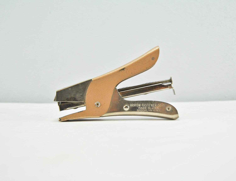 Vintage Arrow Handheld Stapler
