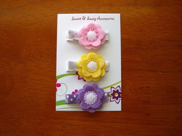 Spring Flowers Clip Collection