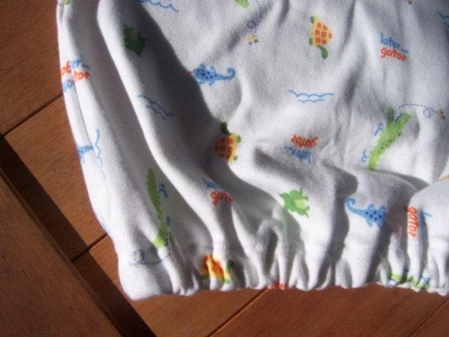 Sweet Newborn Baby Gown