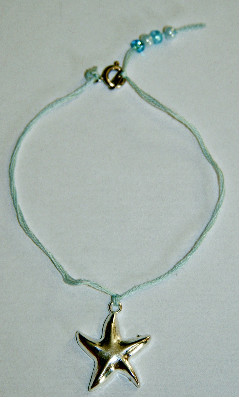 Star fish Charm Bracelet