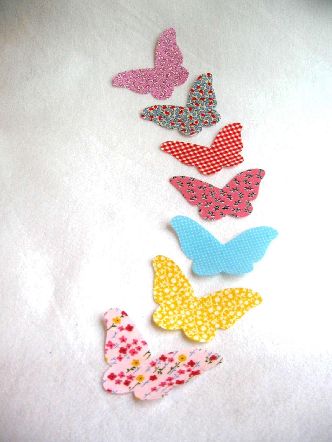 iron-on fun...vintage (or not) butterflies to customize (almost) anything
