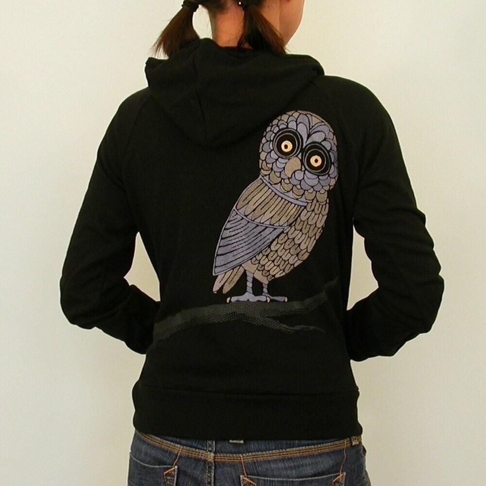 hOOtin' hood swamp OWL hoodie