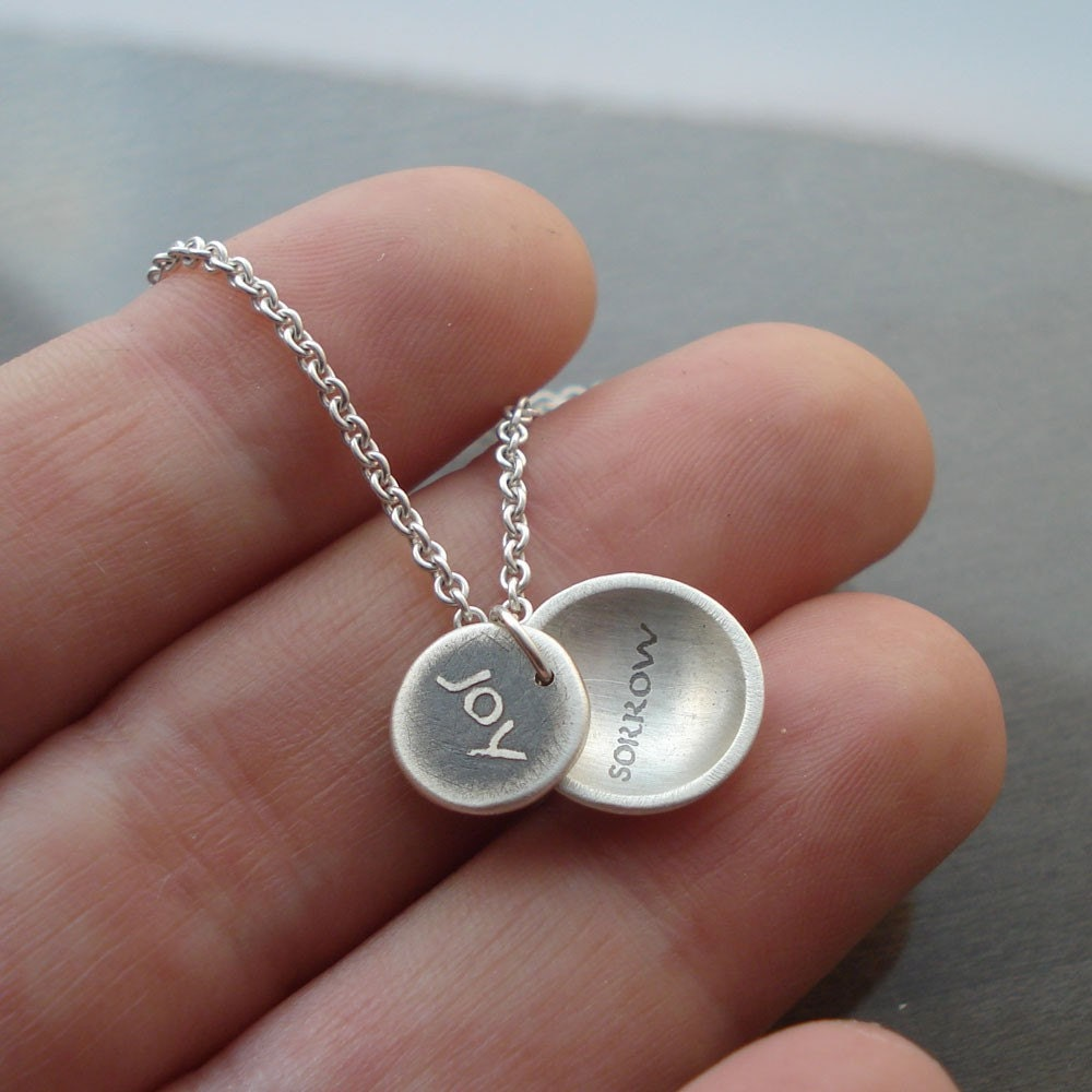 Joy/Sorrow Necklace