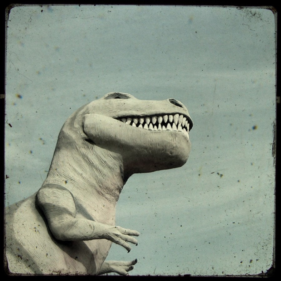 Pee wee in the dinosaur