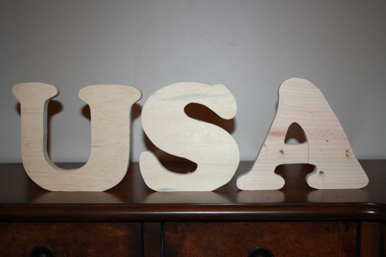 UNFINISHED USA 1